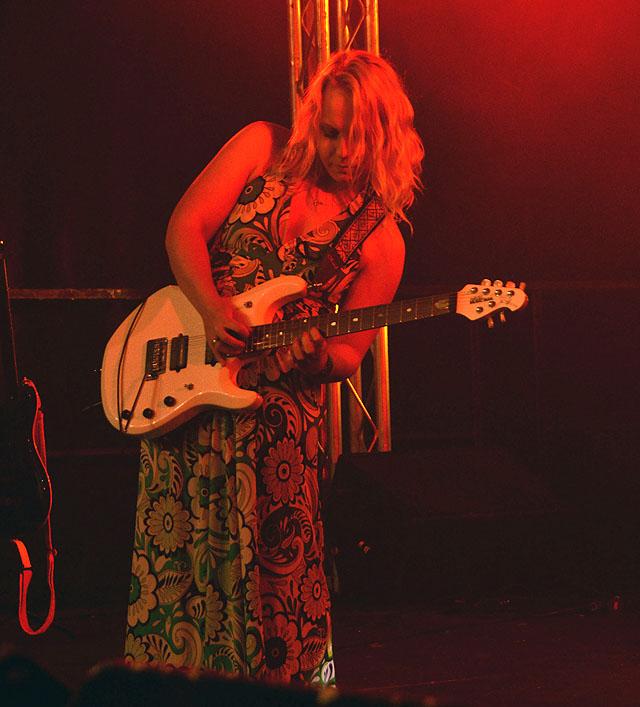 Chantel McGregor - Cambridge Rock Festival