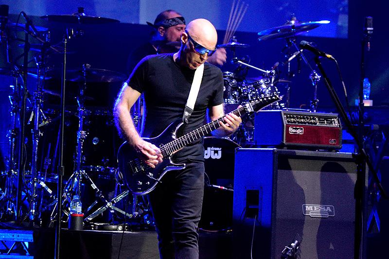 Joe Satriani - G3 2018 - Manchester Apollo, 27 April 2018