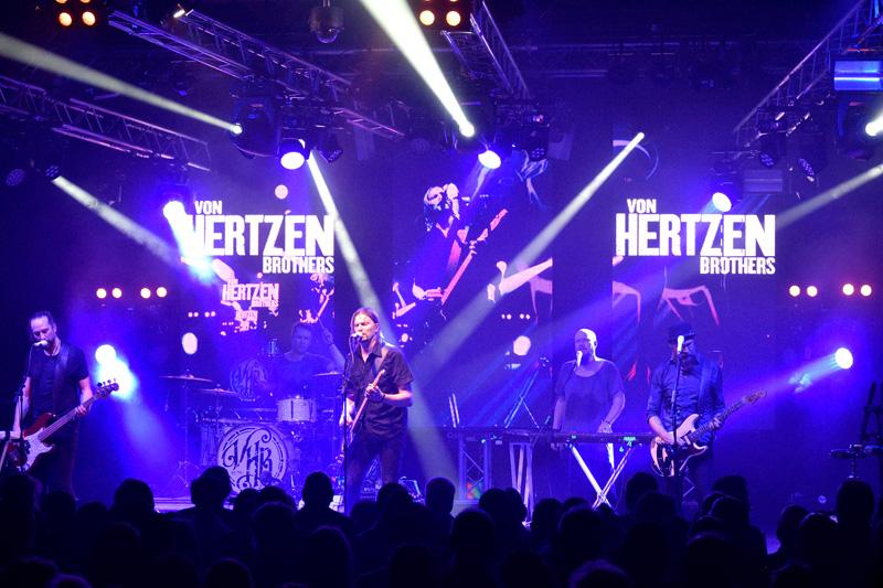 HRH Prog - Von Hertzen Brothers