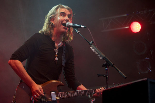 New Model Army, Solfest, 25 August 2013