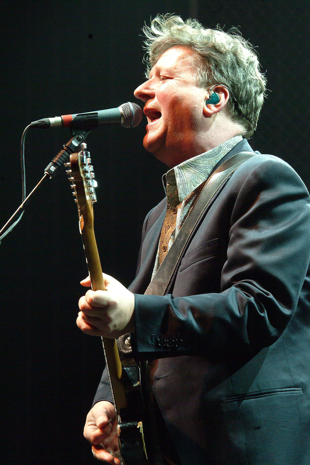 Squeeze - London, 12 December 2012