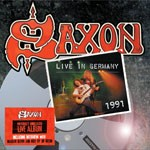 Album review: SAXON – Live In Germany 1991