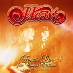 Album review: HEART – Fanatic Live From Caesars Colosseum