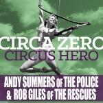Album review: CIRCA ZERO – Circus Hero