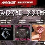 Album review: TWISTED SISTER – Reissues