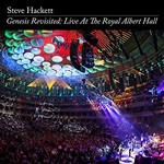 Album review: STEVE HACKETT – Genesis Revisited: Live At The Albert Hall