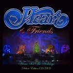 Album review: HEART & FRIENDS – Home For The Holidays