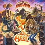 Album review: THE ANSWER – Raise A Little Hell
