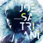 Album review: JOE SATRIANI – Shockwave Supernova