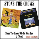 Album review: STONE THE CROWS – Stone The Crows/Ode To John Law (reissues)