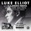 Gig review: LUKE ELLIOT – Aces and Eights, London, 21 June 2016