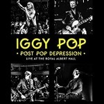 DVD review: IGGY POP – Post Pop Depression Live at The Royal Albert Hall