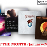 News: Albums of the Month (January 2021 – March 2021)