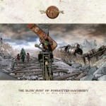 Album review: THE TANGENT – The Slow Rust Of Forgotten Machinery