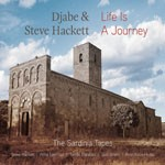 Album review: DJABE & STEVE HACKETT – Life Is A Journey – The Sardinia Tapes