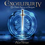 Album review: ALAN SIMON – Excalibur IV The Dark Age Of The Dragon