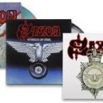 Album review: SAXON – Reissues (Saxon, Wheels Of Steel, Strong Arm Of The Law)