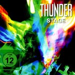 Album review: THUNDER – Stage (CD/DVD/Bluray)