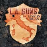 Album review: LA GUNS – Made In Milan