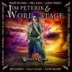 Album review: JIM PETERIK & WORLD STAGE – Winds of Change