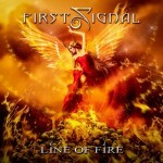 Album review: FIRST SIGNAL- Line of Fire