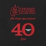 Album review: SAXON – The Eagle Has Landed 40