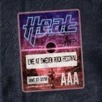Album review: H.E.A.T. – Live at Sweden Rock Festival