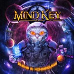 Album review: MIND KEY – Aliens In Wonderland