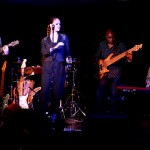Gig review: BLUES CARAVAN 2019 (Ina Forsman, Ally Venable, Katarina Pejak), The Iron Road, Pershore, 13 September 2019