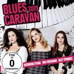 Album review: BLUES CARAVAN 2019 (Katarina Pejak, Ina Forsman, Ally Venable)