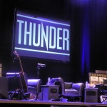 Gig review: UNPLUGGED AND UNSCRIPTED: AN EVENING WITH DANNY AND LUKE (Thunder) – Alban Arena, St Albans, 9 October 2019