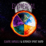 Album review: ELAINE SAMUELS & KINDRED SPIRIT BAND – Elemental