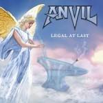 Album review: ANVIL – Legal At Last