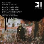 Gig review: BLACK SABBATH 50TH ANNIVERSARY PLAYBACK – Number 10, Hackney, 11 February 2020