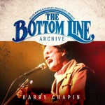 Album review: HARRY CHAPIN – Live At The Bottom Line (The Bottom Line Archive)