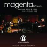 Album review: MAGENTA – Acapela 2016 and 2017 (CD/DVD)