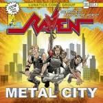 Album review: RAVEN – Metal City