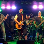 Gig review: THE DARKER MY HORIZON – The Victoria, Swindon, Thursday 27 August 2020
