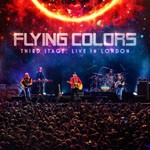Album review: FLYING COLORS – Third Stage Live In London