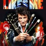 DVD review: RONNIE WOOD – Somebody Up There Likes Me