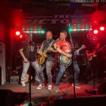 Gig review: BARE KNUCKLE + MORE HUMAN THAN HUMAN, The Victoria,Swindon,18 June 2021