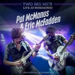 Album review: PAT McMANUS & ERIC McFADDEN – Two Big MC's Live at Patrimonio