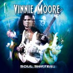 Album review: VINNIE MOORE – Soul Shifter