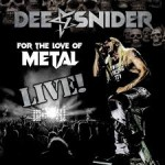 Album review: DEE SNIDER – For The Love Of Metal Live!