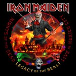 Album review: IRON MAIDEN – Nights Of The Dead, Legacy Of The Beast: Live In Mexico City