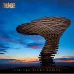 Album review: THUNDER – All The Right Noises