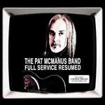 Album review: THE PAT McMANUS BAND – Full Service Resumed