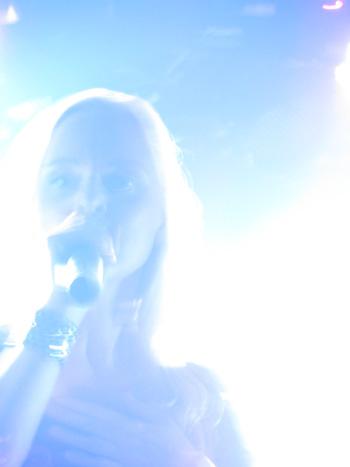 Leaves' Eyes. Manchester MOHO Live, 14 September 2012