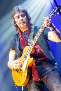 Steve Hackett, photo by Simon Dunkerley