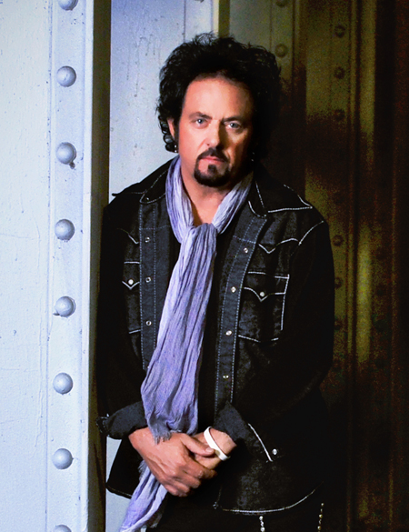Steve Lukather, photo by Rob Shanahan